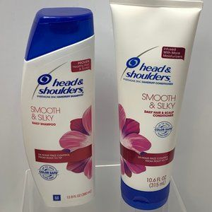 Head and Shoulders Smooth & Silky Dandruff Shampoo